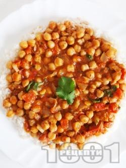 Къри с нахут (Channa Masala) - снимка на рецептата